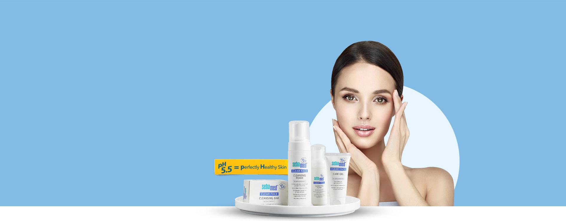 Science behind <br/> healthy skin