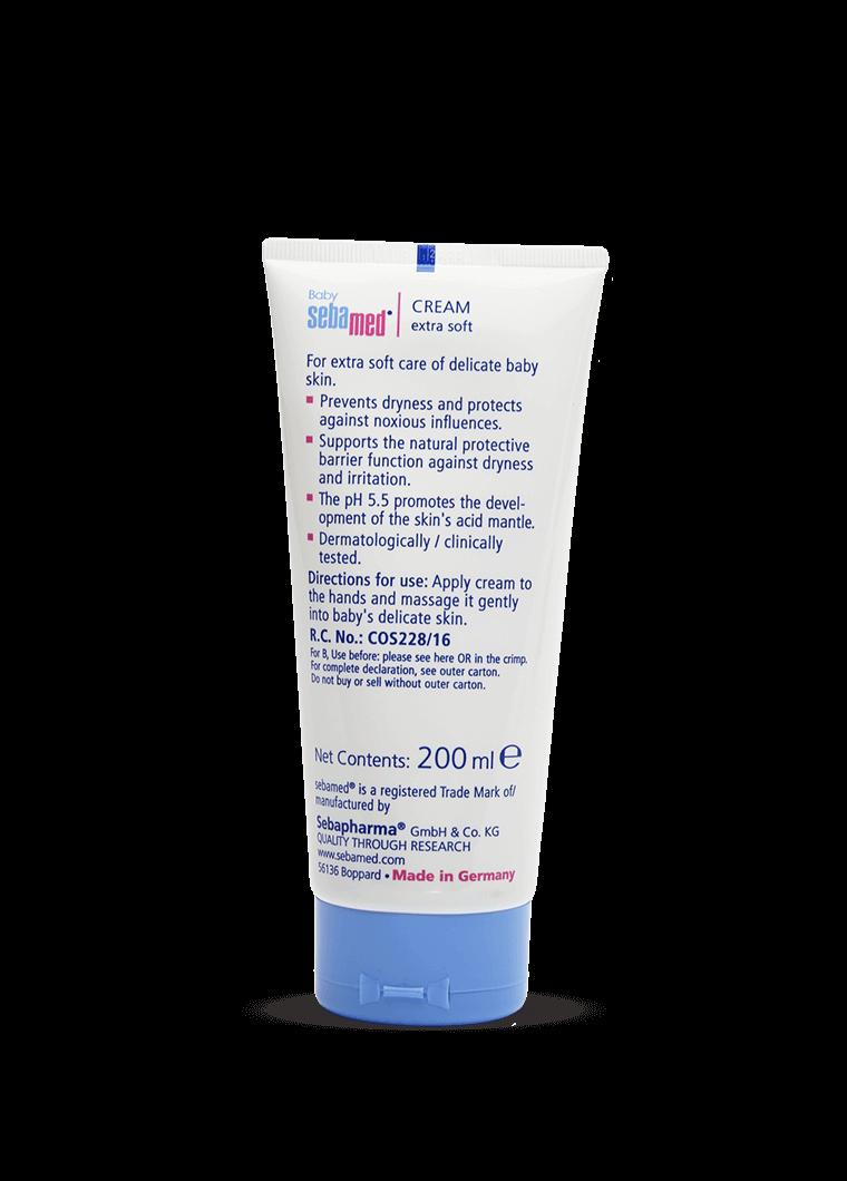 Baby Cream Extra Soft