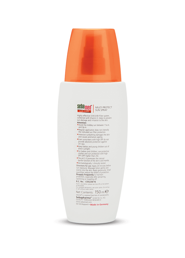 Multiprotect Sunscreen SPF 30