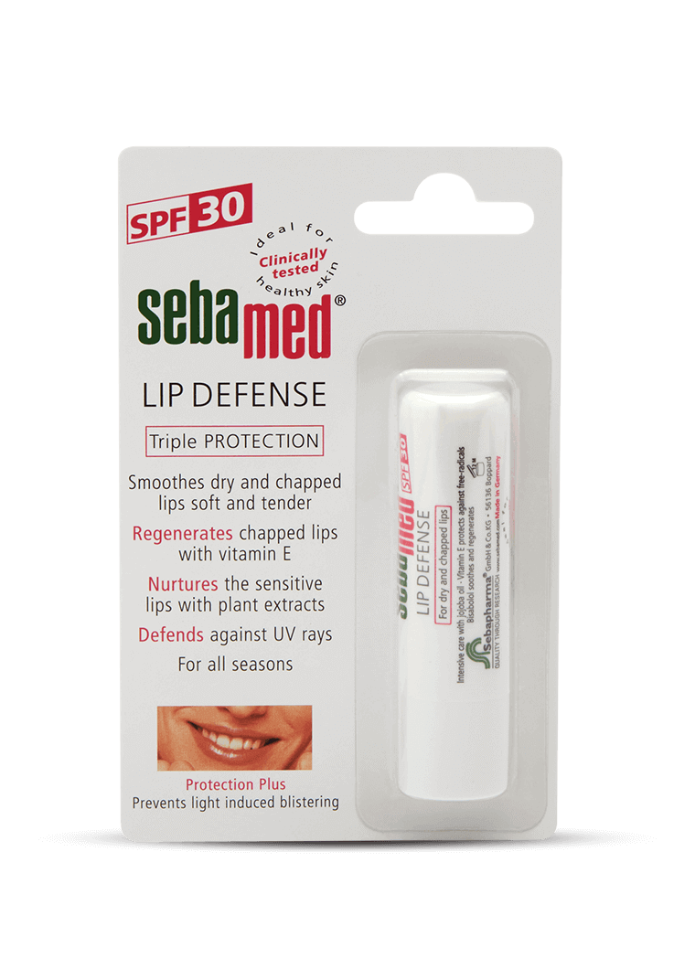 Lip Defense balm with SPF 30