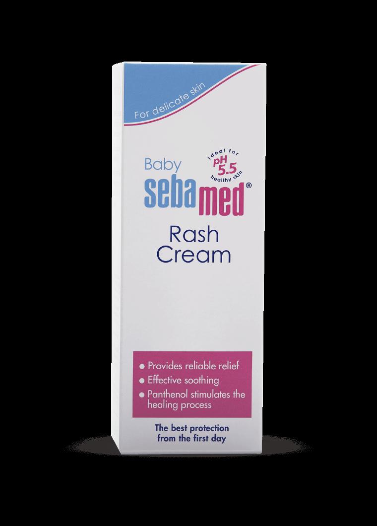 Baby Rash Cream